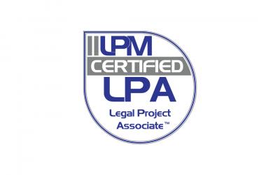 Legal Project Associate (LPA)